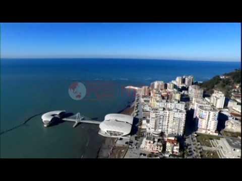 Mirëmëngjesi nga Durrësi! Qyteti në syrin e dronit- Ora News- Lajmi i fundit-