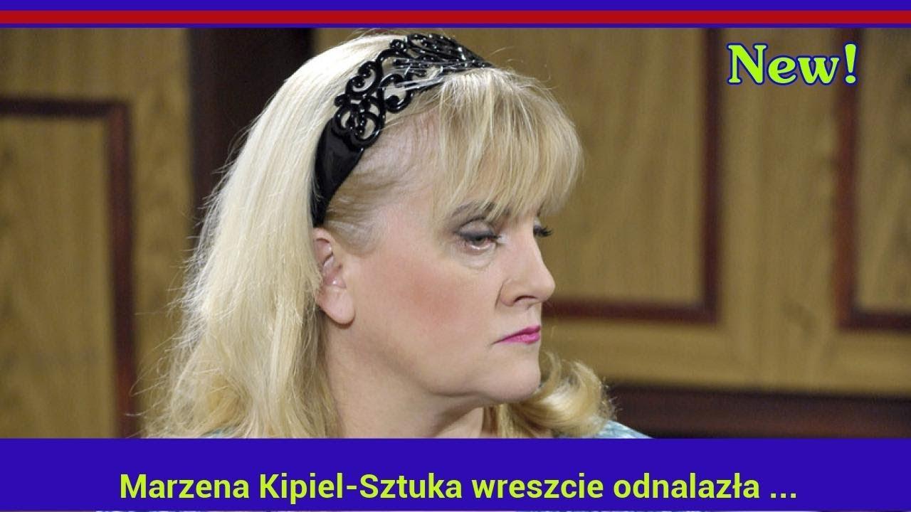 Marzena Kipiel-Sztuka wreszcie odnalazła szczęście w miłości? Kto skradł jej serce?