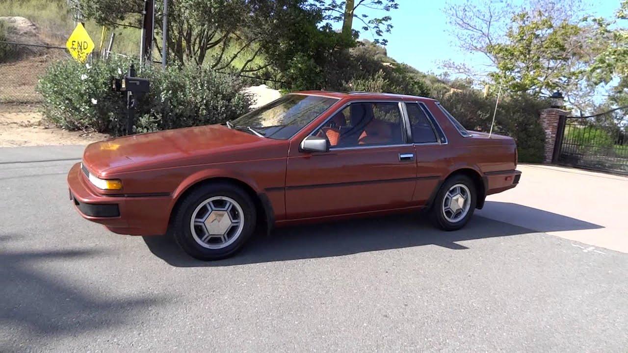 1984 Nissan 200SX Coupe Datsun B14 2.0L DOHC SE First Year ...