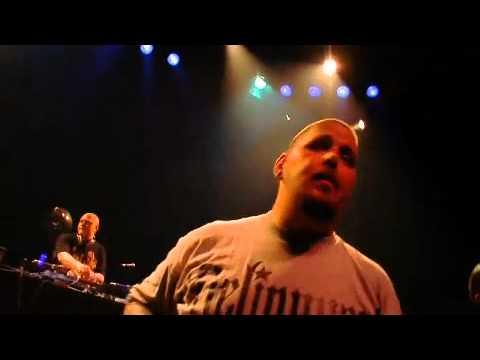Via Panam - El Siete Feat. Delinquent Habits (live)