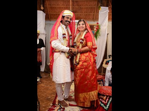 Chethan Chengappa with Shilpashree wedding highlights.