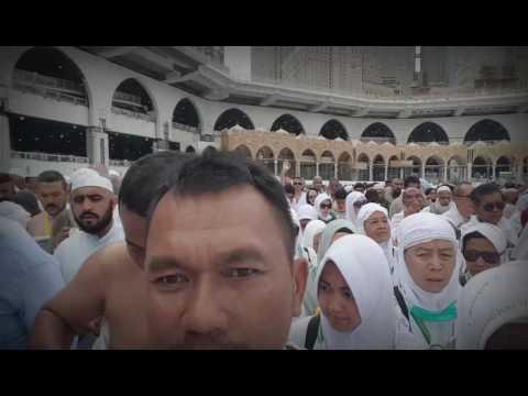 Cerita Singkat Teh Endang Mendapat Umroh Gratis Dari Asafi Tour    Bandar Lampung.