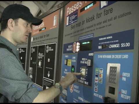 Washington DC Subway Confusion