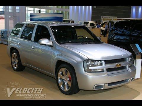 Auto Impressions - 2002-2010 CHEVY TRAILBLAZER REMOTE ...