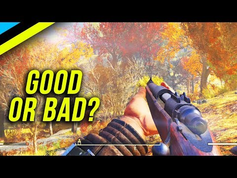 Fallout 76 Beta Review | Is It Really That Bad?