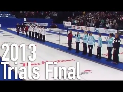 Jones vs. Middaugh - Tim Hortons Roar of the Rings Womens Final