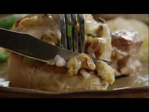 How To Make Stuffed Pork Chops | Pork Recipe | Allrecipes.com