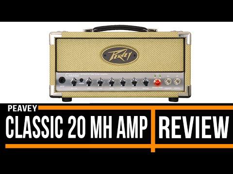 Peavey Classic 20 Mini Head Amp | Review