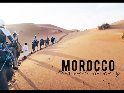 Morocco: Travel Diary | Marrakesh & Camel ride
