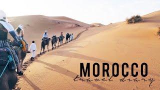 Morocco: Travel Diary | Marrakesh & Camel ride