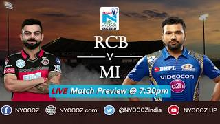 Mumbai Indians vs Bangalore IPL 2018 Match Preview   NYOOOZ Cric Gully