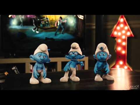 smurfs 2011 trailer