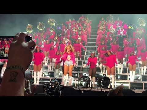 Beyoncé- Swag-Surf/ DIVA (EVERYBODY MAD) at Coachella 2018 Wknd 2