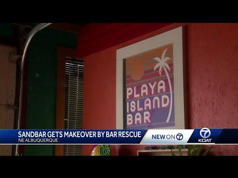 Albuquerque Bar Gets Makeover With 'Bar Rescue'