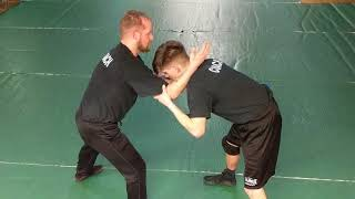Tri-City Training Wrestling:  Collar Tie Up