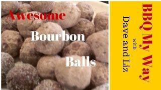Bourbon Ball Recipe - Easy and Delicious Dessert