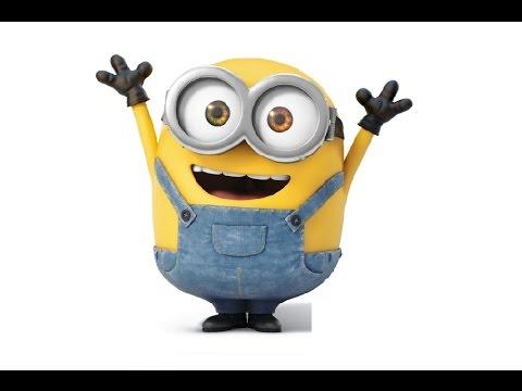 Minions Banana Song Bee Do Fireman Despicable Me 1 2 Movie Stuart Kevin Bob Toys Kids