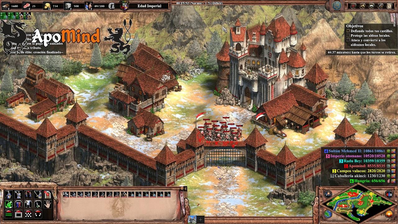 Age Of Empires 2 Definitive Edition Vlad Dracula