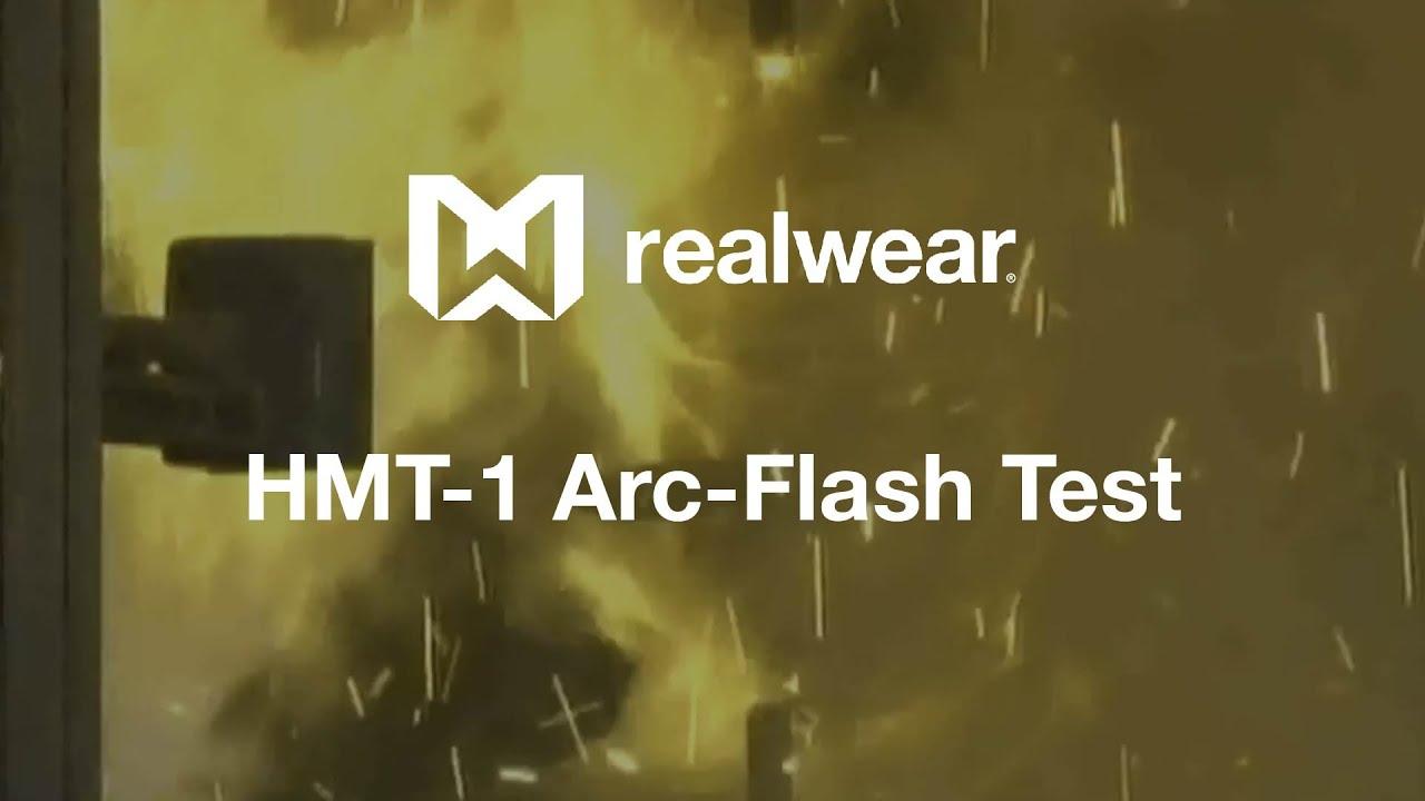 e222191123ef HMT-1 Arc-Flash Test - YouTube