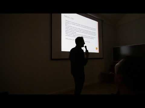 CYFEST11 - Valentino Catricalà - Rethinking Cinema and Media Through Media Art