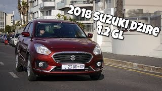 2018 Suzuki Dzire 1.2GL Test drive review