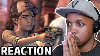 Walking Dead Season 3 Clementine Teaser Trailer REACTION