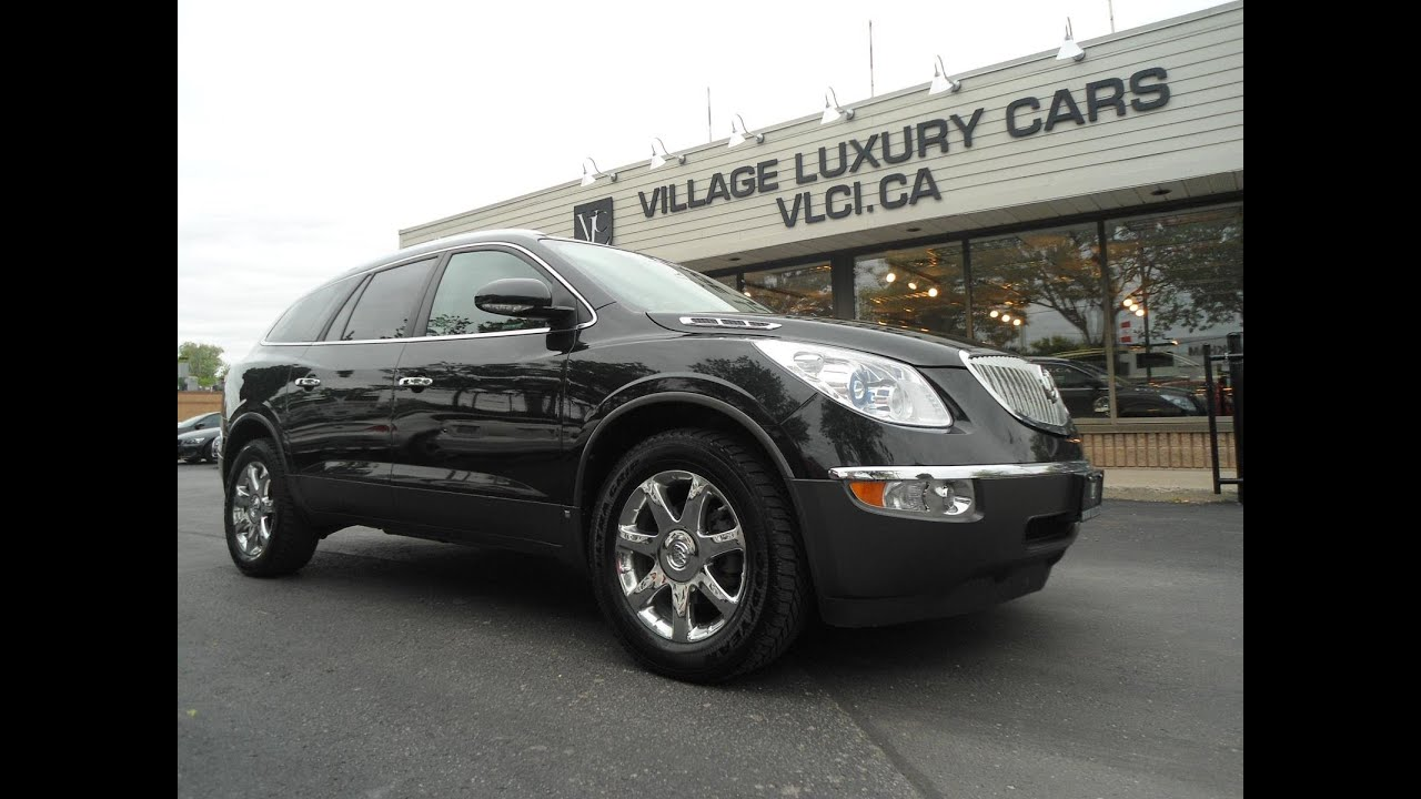2008 buick enclave cxl in review village luxury cars toronto youtube