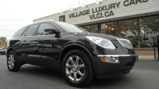2008 Buick Enclave CXL in review - Village Luxury Cars Toronto