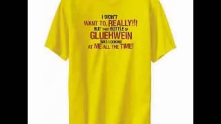 T-shirt Gluehwein