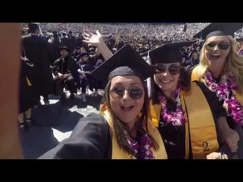 University of Washington Graduation 2017