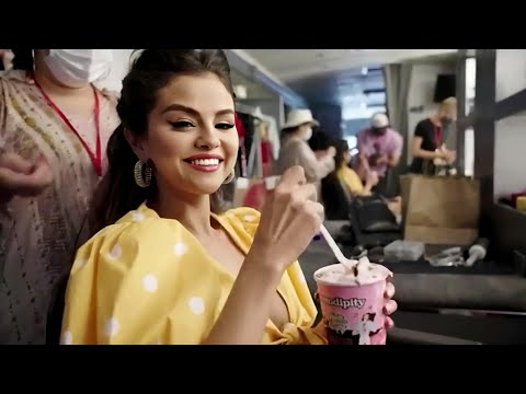 Selena Gomez Launches New Ice Cream Flavour Blackpink Members Drop Teaser Posters Ahead Of Collab Release Bollywood News Bollywood Hungama