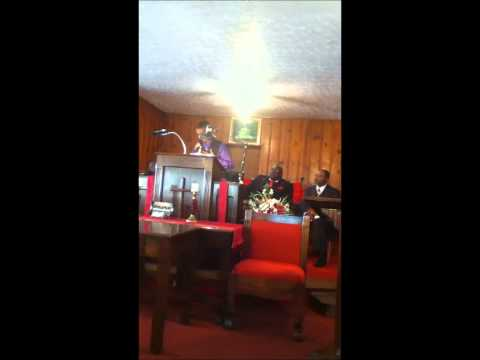 "Sermon: ""One Life To Live"" (Min. James Boyd III)"