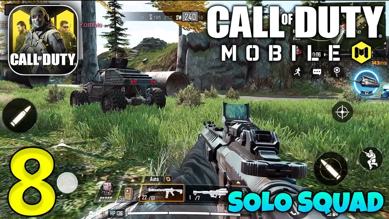 CALL OF DUTY MOBILE - Solo Squad Gameplay - Part 8 thumbnail