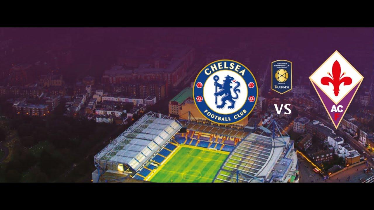 Chelsea Vs Fiorentina: Chelsea VS Fiorentina 0-1 All Goals & Highlights Champions