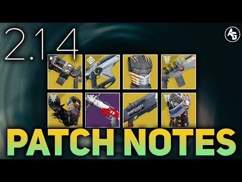 Destiny 2 Sandbox 2.1.4 Patch Notes (Biggest Sandbox Change Since Forsaken) | Destiny 2 Black Armory thumbnail