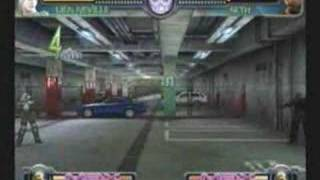King of Fighters Maximum Impact (Combo Exhibition 1)