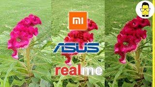 Realme 1 vs Redmi Note 5 Pro vs Asus Zenfone Max Pro M1 - Blind Camera test