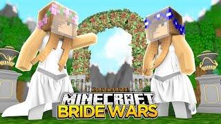 Minecraft Bride Wars - LITTLE KELLY & LITTLE CARLY DOUBLE WEDDING!