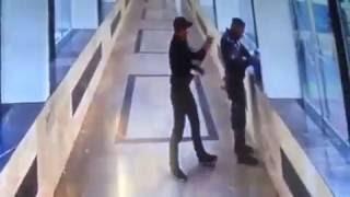 Убийство полицейского в г. Грозный