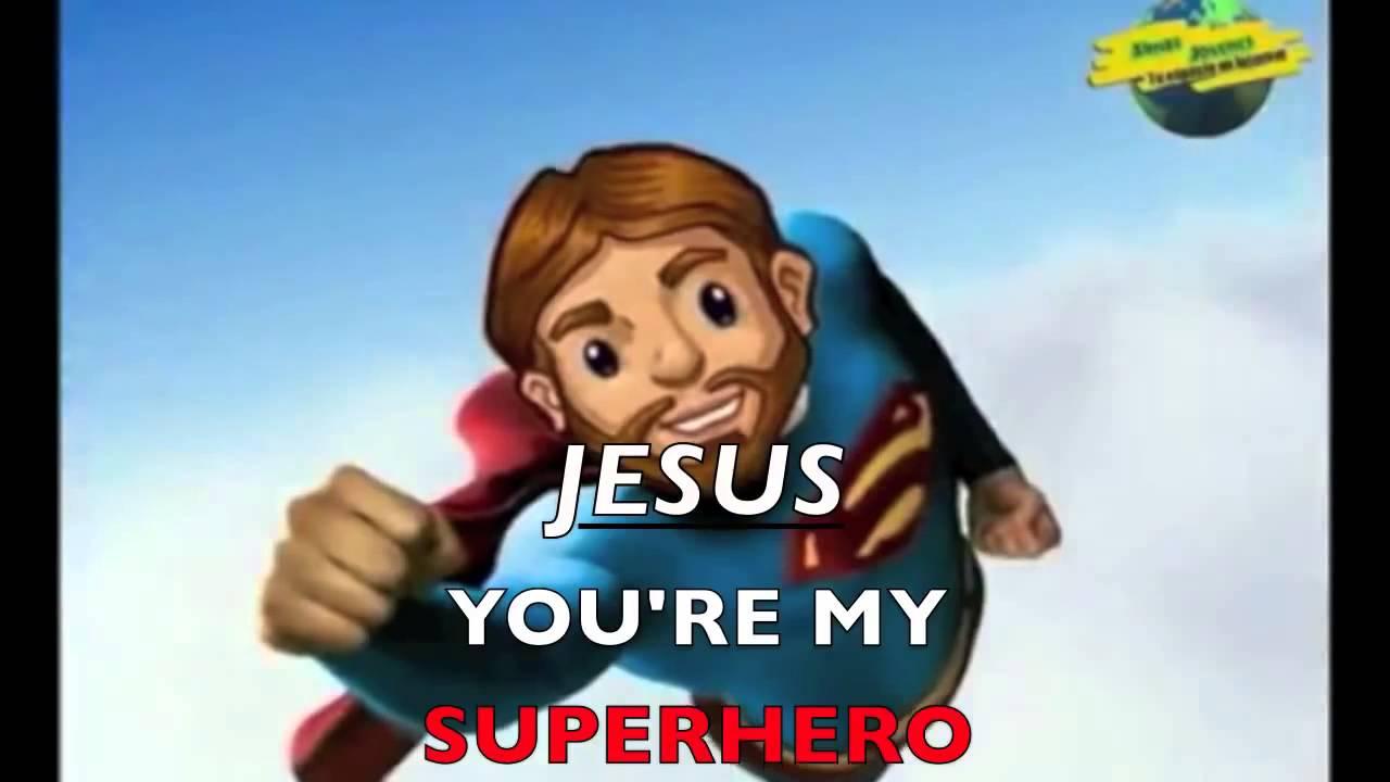jesus is my super