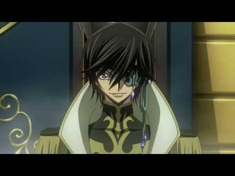 code geass boukoku no akito ova 2 Lelouch apparition