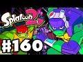 TMNT Splatfest! Raph vs Donnie! - Splatoon 2 - Gameplay Walkthrough Part 160 (Nintendo Switch)