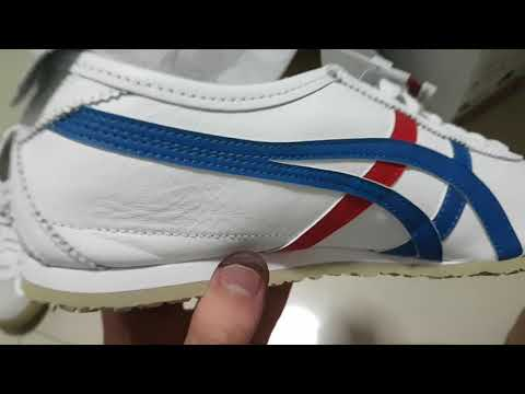 Onitsuka Tiger Mexico 66 Unboxing