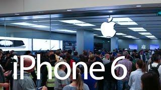 iPhone 6 - Адская очередь в Германия !(, 2014-09-20T12:45:08.000Z)