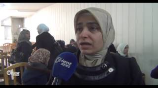 لجنة المراة تعلن عن مؤتمرها التأسيسي الأول في الغوطة الشرقية