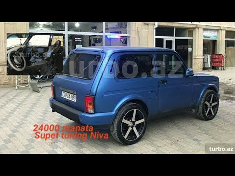 24000 manata azeri style tuning niva lada 4x4 youtube. Black Bedroom Furniture Sets. Home Design Ideas