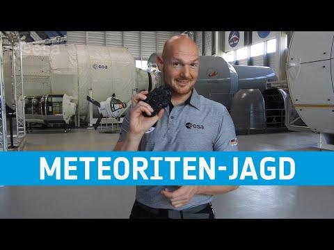 Auf Meteoriten-Jagd in der Antarktis