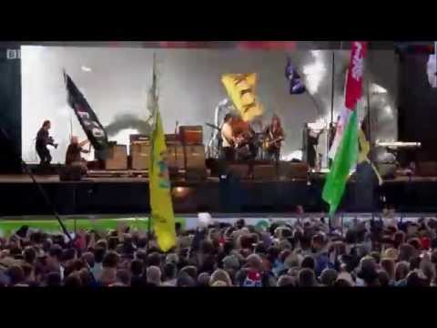 THE LIBERTINES - GLASTONBURY 2015 FULL SET HD