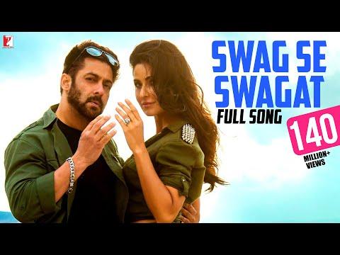 Swag Se Swagat - Full Song | Tiger Zinda Hai | Salman Khan | Katrina Kaif | Vishal | Neha