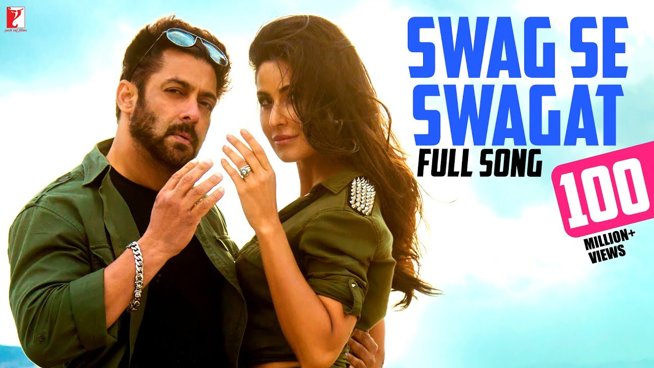 Tiger Zinda Hai Movie Song: Swag Se Swagat - Full Song